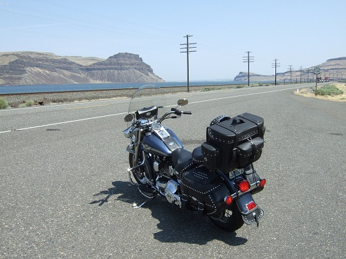 Arid Columbia River Gorge