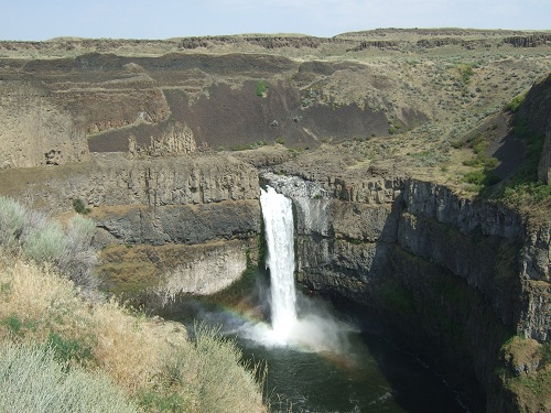 Palouse Falls of Eastern Washington Scablands
