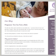 Midwife Blog