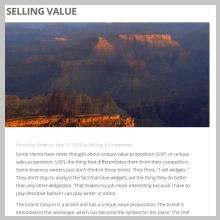 Blog Grand Canyon