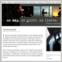 Calculating Risk Blog