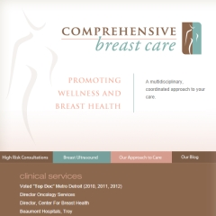 Comprehensive Breast Care
